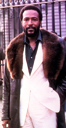 Cool Dressed Marvin Gaye