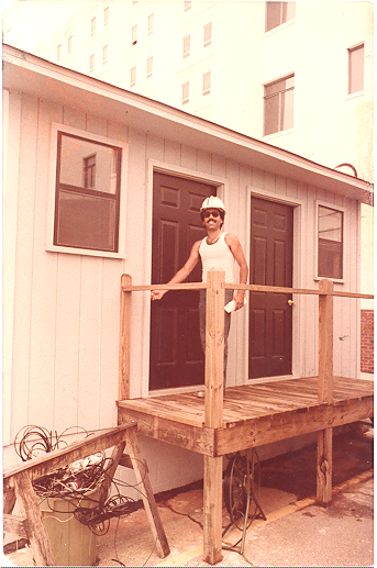 Carlos J Gutierrez Bellsouth Training in South Carolina 1980