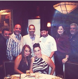 George_Milka and friends at The Capital Grille October 2014