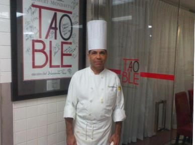 Chef Carlos @ The InterContinental Hotel Miami Fl.