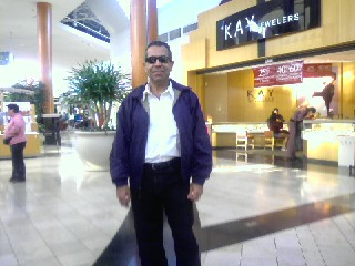 Carlos 2010 strolling in a mall doing Mystery Shops.